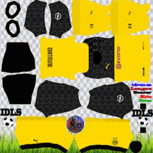 Borussia Dortmund Kits 2020 Dream League Soccer