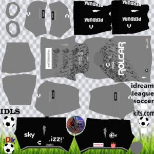 Club Necaxa away kit 2020 dream league soccer