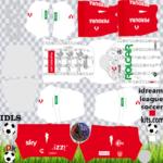 Club Necaxa Kits 2020 Dream League Soccer