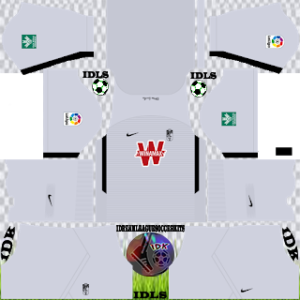 Granada CF gk home kit 2020 dream league soccer
