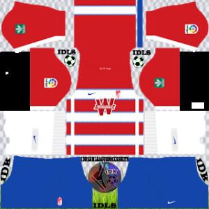 Granada CF Kits 2020 Dream League Soccer