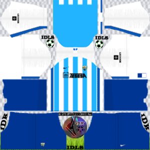 Malaga CF Kits 2020 Dream League Soccer