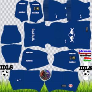 Bragantino gk away kit 2020 dream league soccer