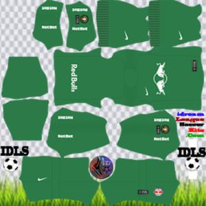 Bragantino gk third kit 2020 dream league soccer