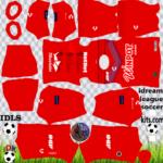 CD Veracruz Kits 2020 Dream League Soccer