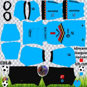 Club América fourth kit 2020 dream league soccer