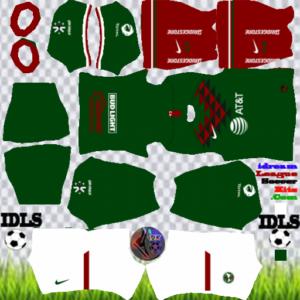 Club América gk fourth kit 2020 dream league soccer
