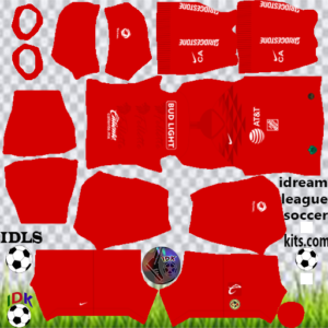 Club América gk home kit 2020 dream league soccer