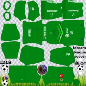 Club América gk third kit 2020 dream league soccer
