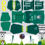 Club León Kits 2020 Dream League Soccer
