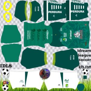 Club León Kits 2020 Dream League Soccer