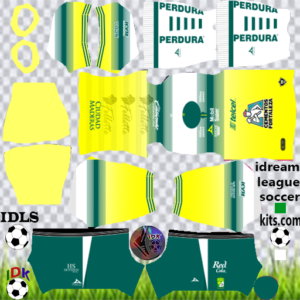 Club Leon away kit 2020 dream league soccer
