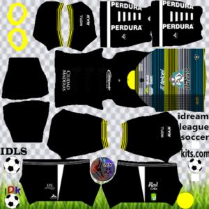 Club Leon third kit 2020 dream league soccer