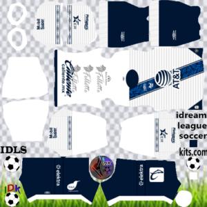 Club Puebla Kits 2020 Dream League Soccer