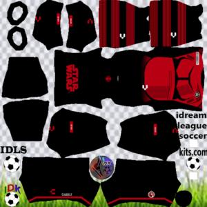 Club Tijuana third kit 2020 dream league soccer