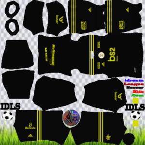 Flamengo third kit 2020 dream league soccer