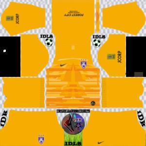 Johor Darul Takzim gk away kit 2020 dream league soccer