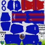 Johor Darul Takzim Kits 2020 Dream League Soccer