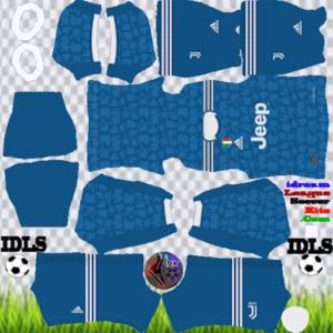 Juventus third kit 2020 dream league soccer