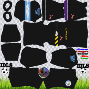 Manchester City away kit 2020 dream league soccer