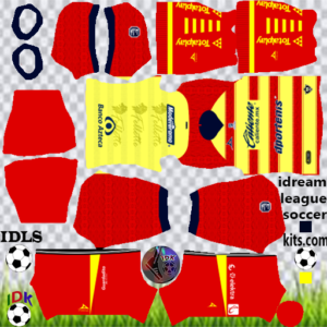 Monarcas Morelia Kits 2020 Dream League Soccer
