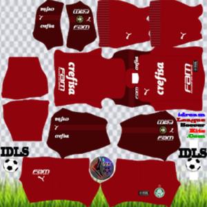 Palmeiras gk away kit 2020 dream league soccer