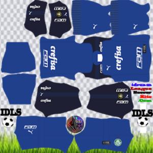 Palmeiras gk home kit 2020 dream league soccer