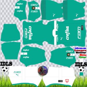 Palmeiras third kit 2020 dream league soccer