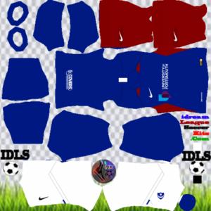Portsmouth FC Kits 2020 Dream League Soccer