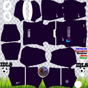 Portsmouth FC third kit 2020 dream league soccer