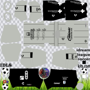 Querétaro FC away kit 2020 dream league soccer
