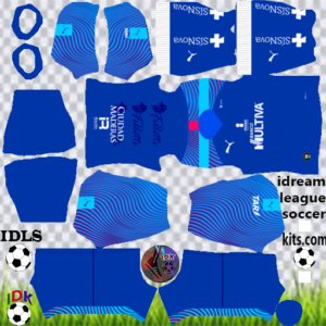 Querétaro FC gk home kit 2020 dream league soccer