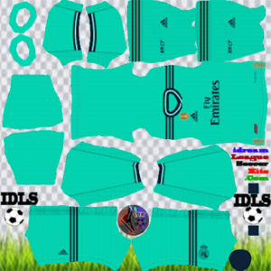 Real Madrid third kit 2020 dream league soccer