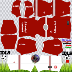 SC Internacional Kits 2020 Dream League Soccer