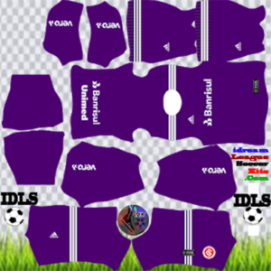 SC Internacional gk away kit 2020 dream league soccer