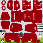 Deportivo Toluca FC Kits 2020 Dream League Soccer