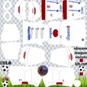 Toluca FC away kit 2020 dream league soccer
