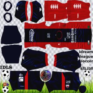 Atlante FC Kits 2020 Dream League Soccer