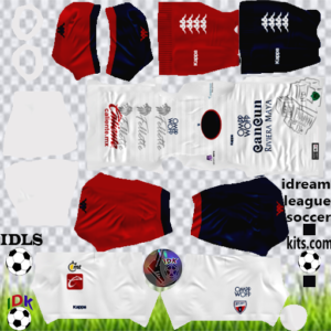 Atlante FC away kit 2020 dream league soccer