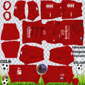 Atlante FC gk away kit 2020 dream league soccer