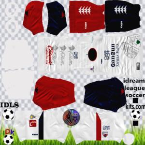 Atlante FC gk third kit 2020 dream league soccer