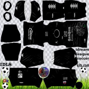 Atlante FC third kit 2020 dream league soccer