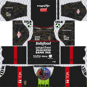 Bali United FC third kit 2020 dream league soccer
