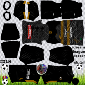 Cafetaleros de Chiapas Kits 2020 Dream League Soccer