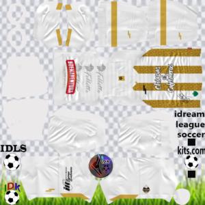 Cafetaleros Chiapas away kit 2020 dream league soccer