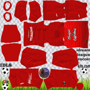 Cafetaleros Chiapas gk third kit 2020 dream league soccer