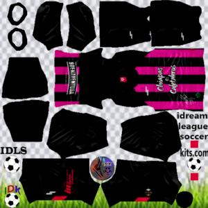 Cafetaleros Chiapas third kit 2020 dream league soccer