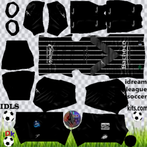 Celaya FC away kit 2020 dream league soccer