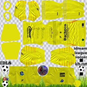 Celaya FC gk home kit 2020 dream league soccer