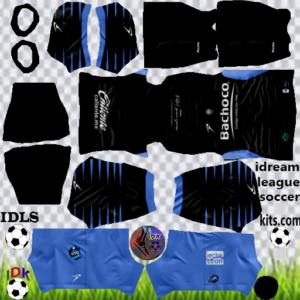 Celaya FC gk third kit 2020 dream league soccer